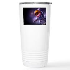 Astronaut Teemo Travel Coffee Mug