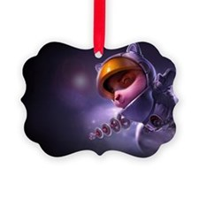 Astronaut Teemo Ornament