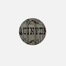 Quinten, Western Themed Mini Button