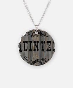Quinten, Western Themed Necklace