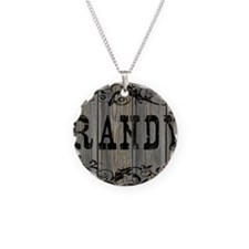 Randy, Western Themed Necklace