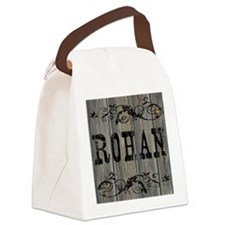 Rohan, Western Themed Canvas Lunch Bag