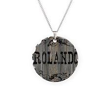 Rolando, Western Themed Necklace