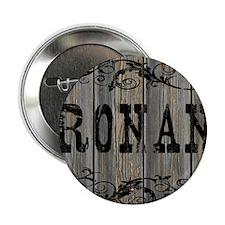 "Ronan, Western Themed 2.25"" Button"