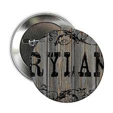 "Rylan, Western Themed 2.25"" Button"