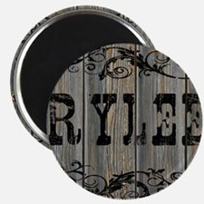 Rylee, Western Themed Magnet