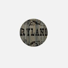 Ryland, Western Themed Mini Button