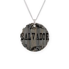 Salvador, Western Themed Necklace