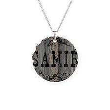 Samir, Western Themed Necklace
