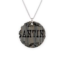 Santino, Western Themed Necklace