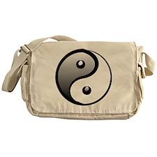 yingyang1 Messenger Bag