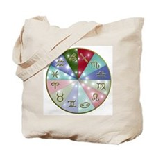 Jewel Chart - Virgo Tote Bag