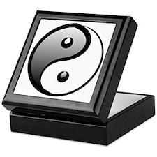yingyang1 Keepsake Box