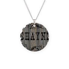 Shayne, Western Themed Necklace