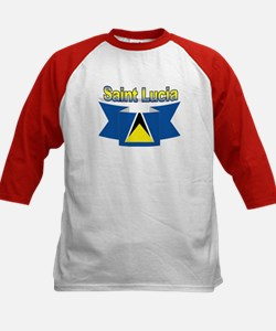 St Lucia Ribbon Tee