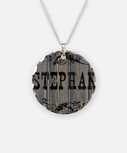 Stephan, Western Themed Necklace