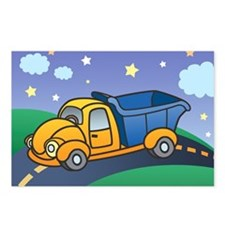 Dump Truck Postcards (Package of 8)