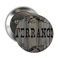 "Terrance, Western Themed 2.25"" Button"