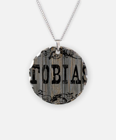 Tobias, Western Themed Necklace
