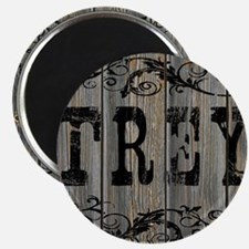Trey, Western Themed Magnet