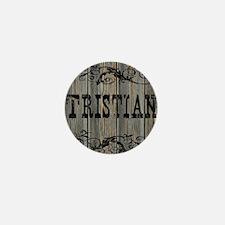 Tristian, Western Themed Mini Button