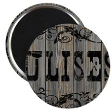 Ulises, Western Themed Magnet