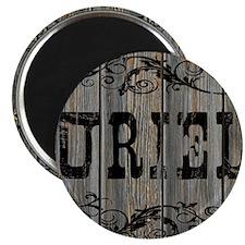 Uriel, Western Themed Magnet
