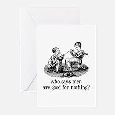 Yarn - Making a Skein Greeting Cards (Pk of 10)