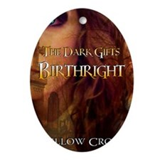 Birthright Oval Ornament