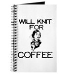 Will Knit for Coffee Journal