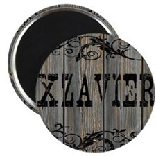 Xzavier, Western Themed Magnet