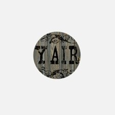 Yair, Western Themed Mini Button