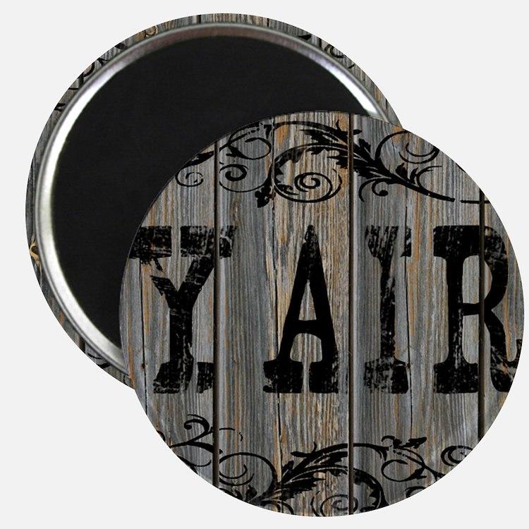 Yair, Western Themed Magnet
