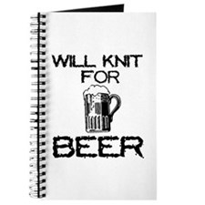 Will Knit for Beer Journal