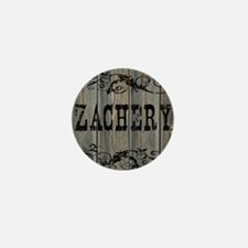 Zachery, Western Themed Mini Button