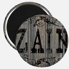 Zain, Western Themed Magnet