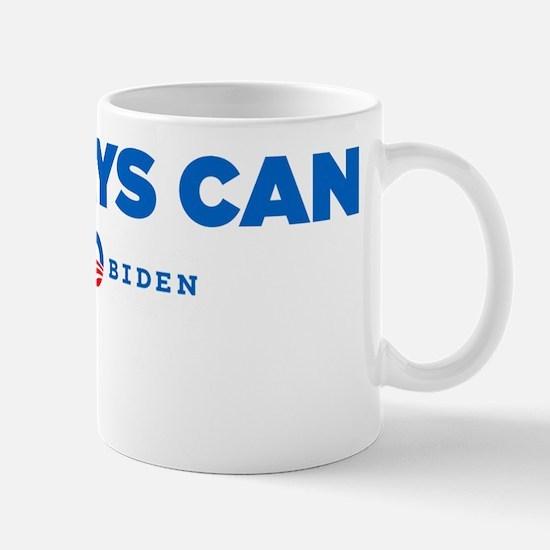 Yes Gays Can Mug