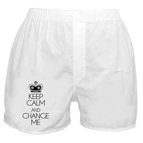 Change Me Boxer Shorts