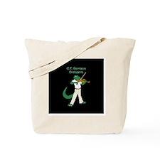 Garrison Violin Gator Tote Bag
