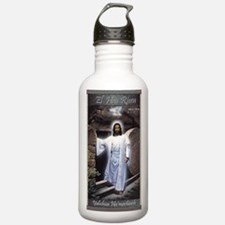 El has risen Water Bottle
