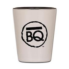 Bar B Q Shot Glass