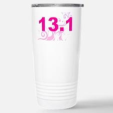 run13.1_black_sticker Travel Mug
