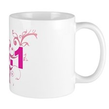 13.1_sticker_pink Mug