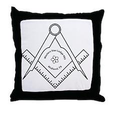 WSL83 Logo Throw Pillow