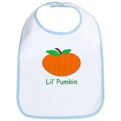 Lil' (Little) Pumkin Bib