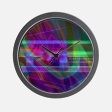 Fantasy And Reality Wall Clock