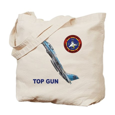 US Navy Fighter Weapon School Tote Bag