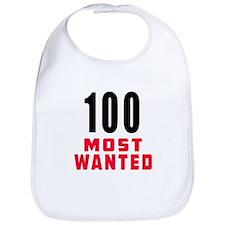 100 most wanted Bib