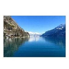 Swiss Alps Postcards (Package of 8)