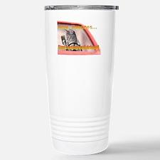 toonces2 Stainless Steel Travel Mug